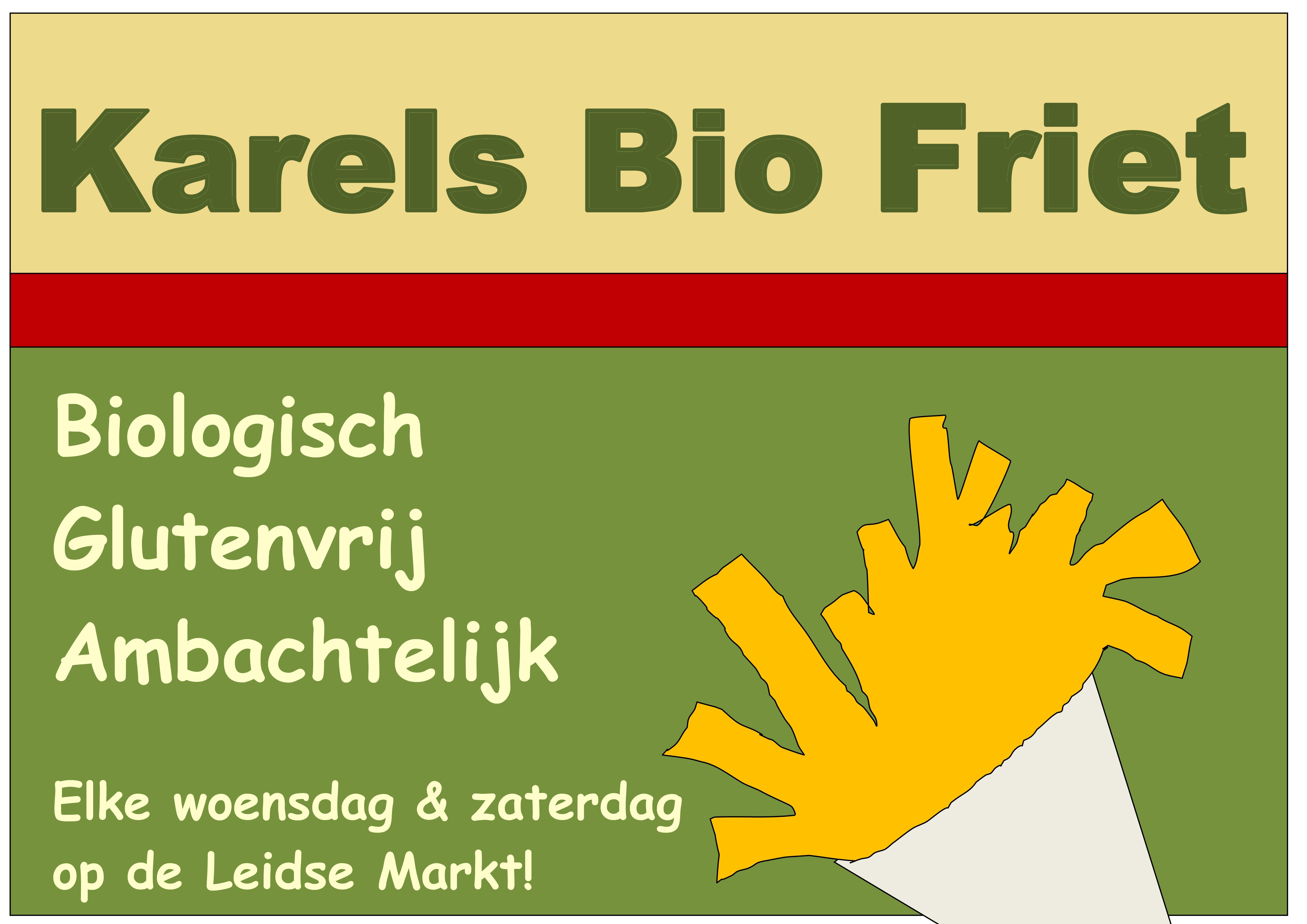 Karels Bio Friet