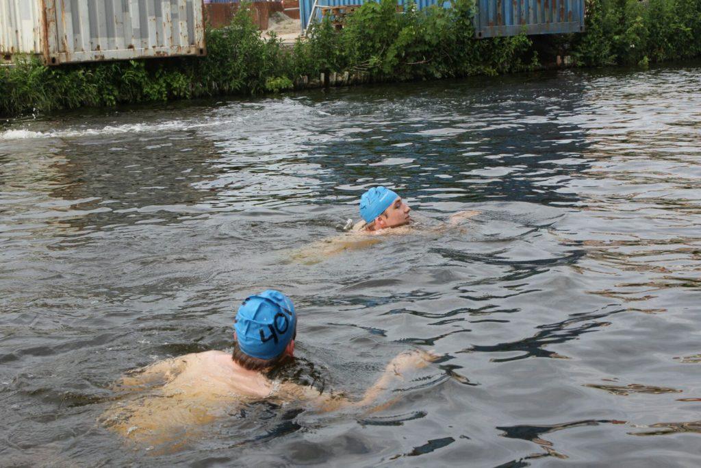 Gastfotograaf Wouter Hoeben maakte deze mooie beelden van Speedo Swim-in Leiden.