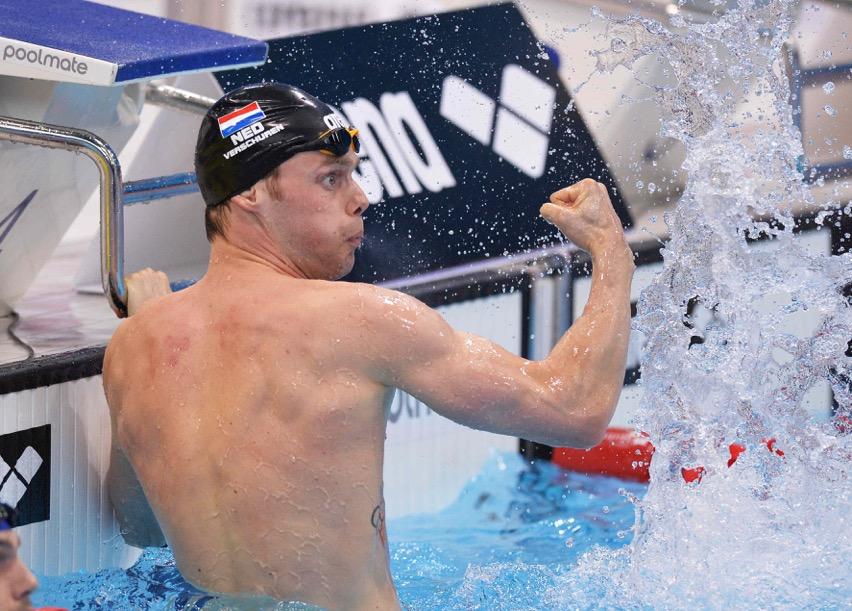 Olympische topzwemclinic bij Swim-in Leiden