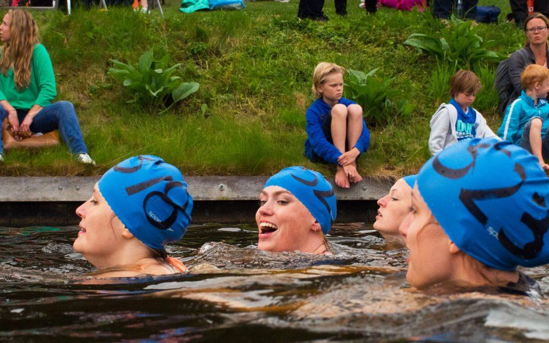 Student + zwemmer = studentenzwemkampioenschap